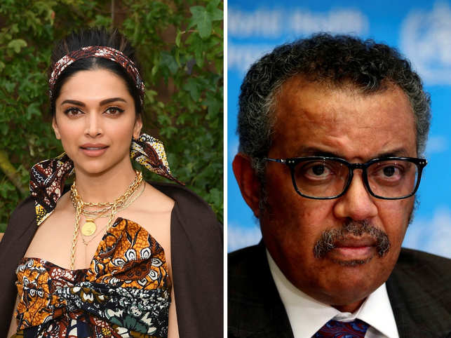 The announcement did not go down well with Twitterati as netizens were not happy with Padukone's decision to engage with the WHO chief.