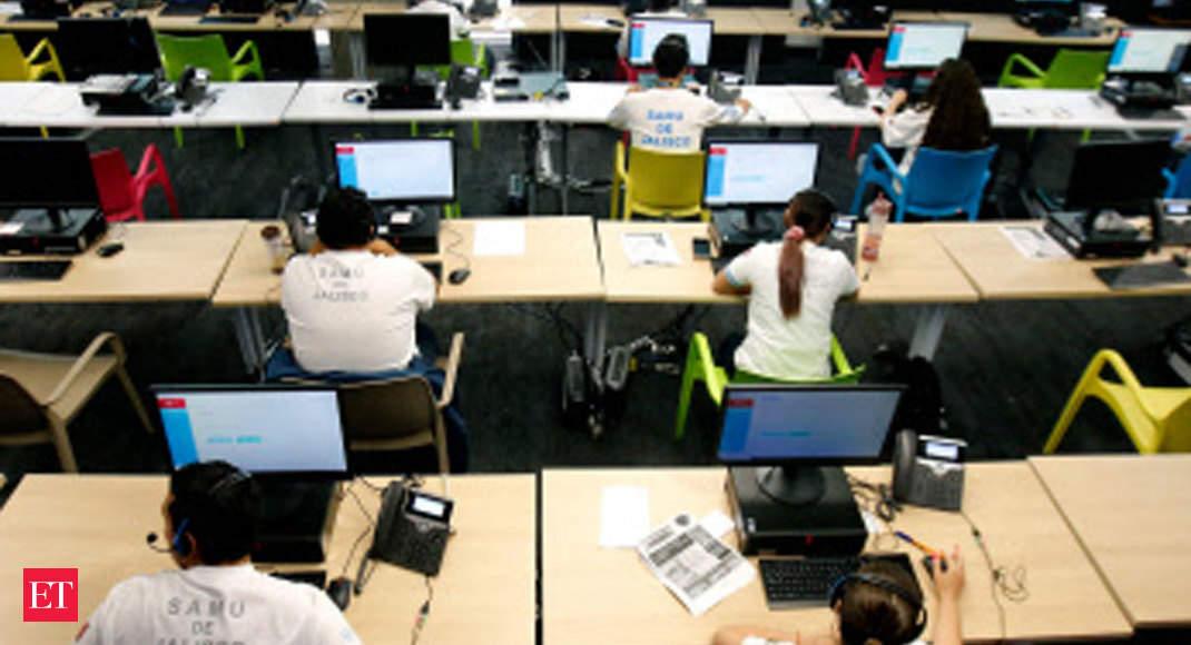 Coronavirus Impact on Jobs: Companies move jobs away from India as coronavirus shakes up back offices