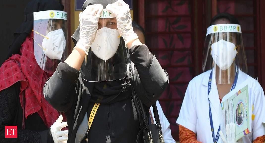 coronavirus test: 55 plus with even slightest discomfort? Karnataka govt wants to do coronavirus test