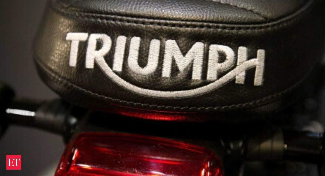 Triumph postpones price hike of BS-VI range till July