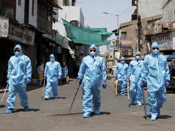 Coronavirus Updates: India records 20,471 confirmed cases; total ...