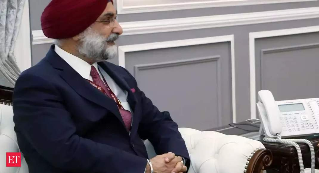 Indian pharmaceutical firms will play important role in fight against COVID19 pandemic: Ambassador Taranjit Singh Sandhu