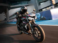 Ride in style: Triumph Motorcycles unveils new, BS VI-compliant Street Triple RS at Rs 11.13 lakh