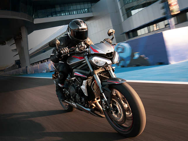 ​Triumph's new Street Triple RS comes with BS VI-compliant, upgraded engine made with new styling. ​