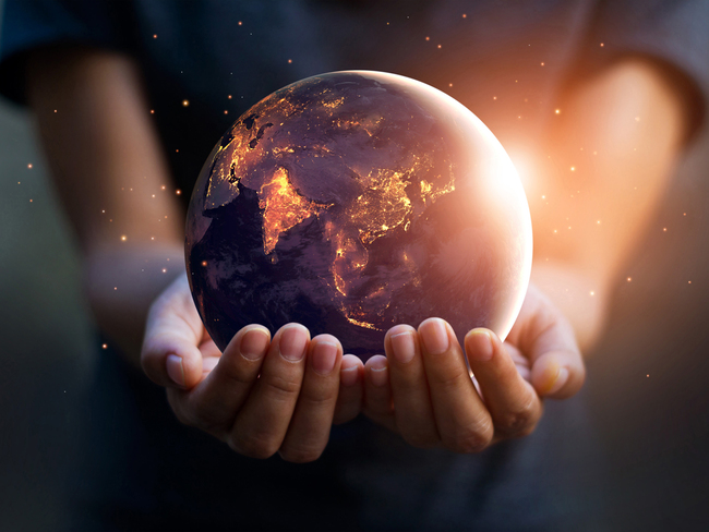 Earth Day: Earth Day: Our planet is detoxing as humans ...