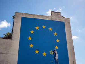EU flag getty