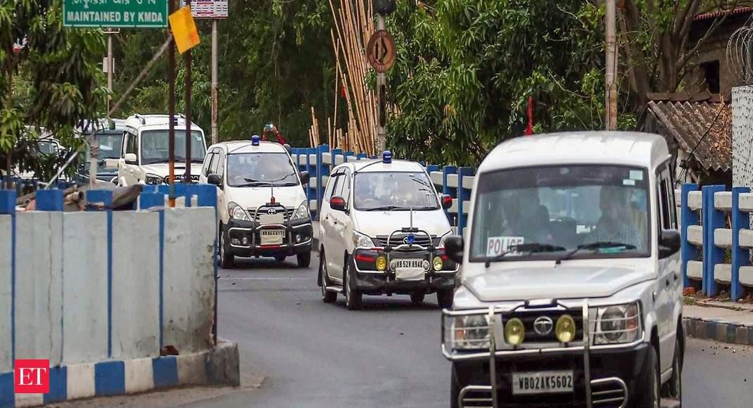 Central team visits quarantine centre near Kolkata