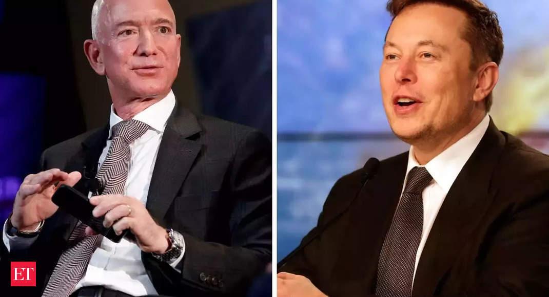 Jeff Bezos, Elon Musk among billionaires gaining net worth in pandemic: Report