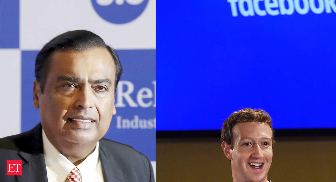 Reliance Jio & Facebook differ on key issues