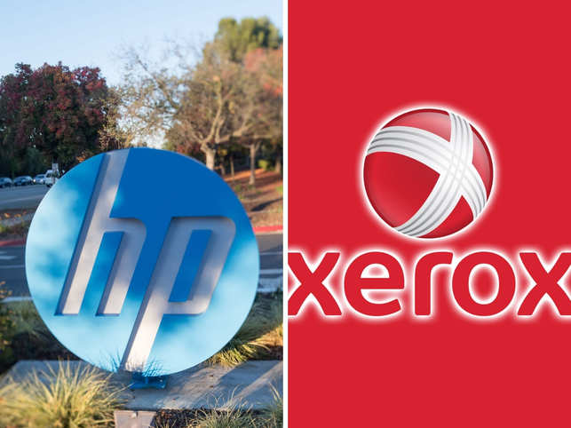 The fallout of the coronavirus pandemic has hit both HP and Xerox.​