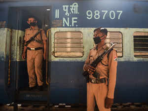 ​Railway protection force