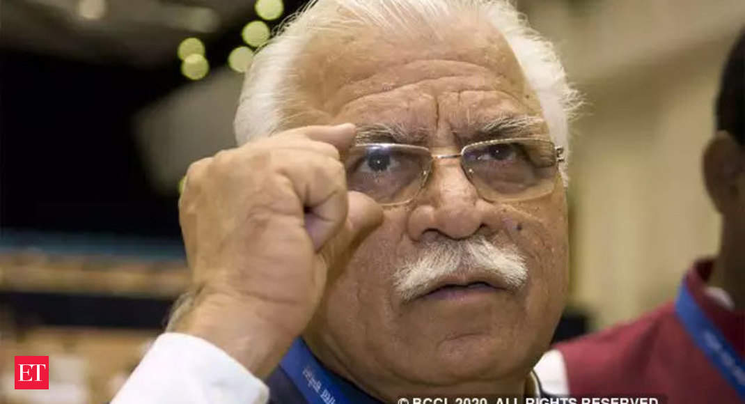 Coronavirus in haryana: Haryana CM orders private schools to charge only tuition fee