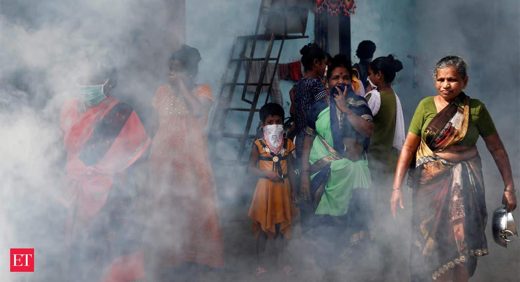 Dharavi: 3K need institutional isolation