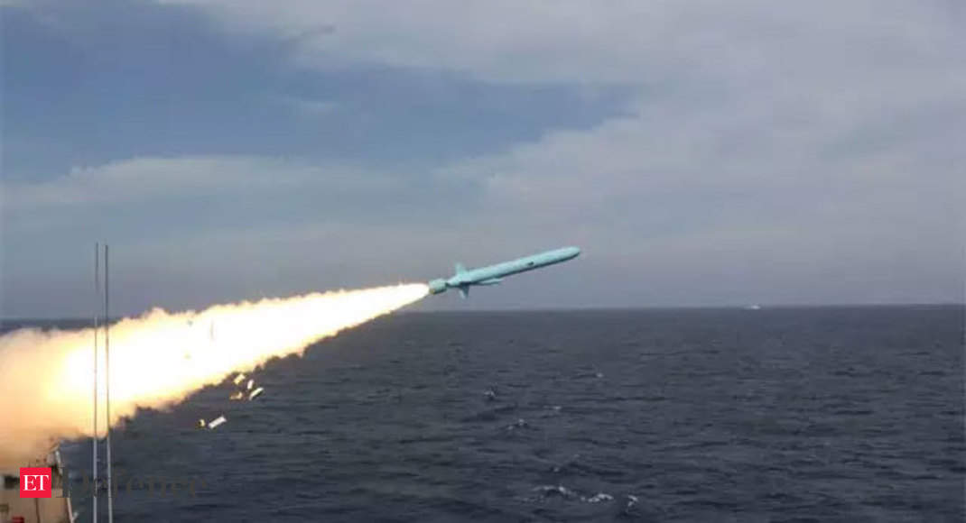 the pakistan navy: Pakistan Navy successfully test-fires anti-ship missiles