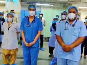 31 healthcare staff, including 11 doctors, test Coronavirus positive at Delhi hospital