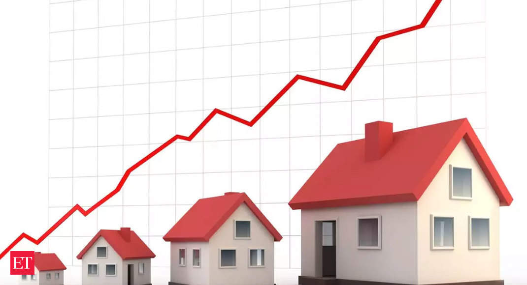 housing prices in India: Housing prices rise by 9 pc in last one year across nine cities: Report