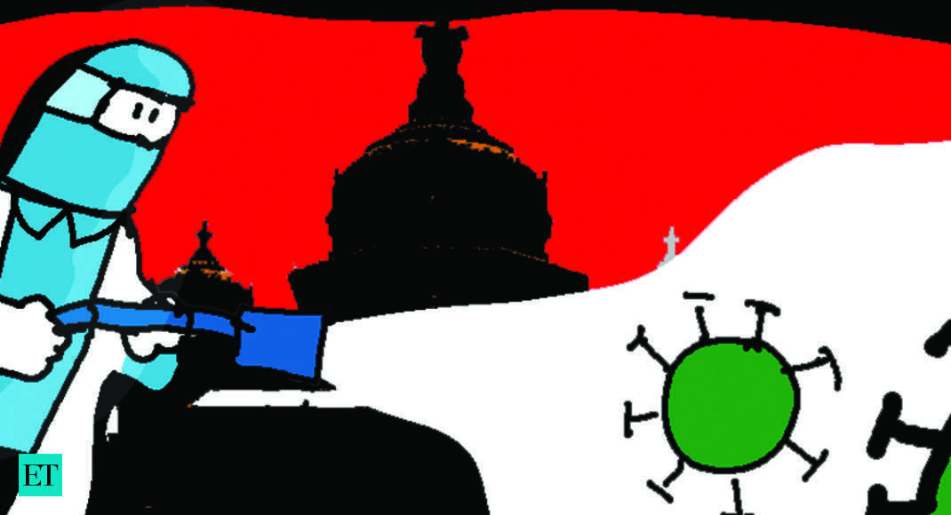 Managing Covid-19: Hi-tech, joint efforts by govt and corporate sector pay off in Bengaluru