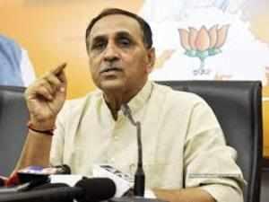 Gujarat CM