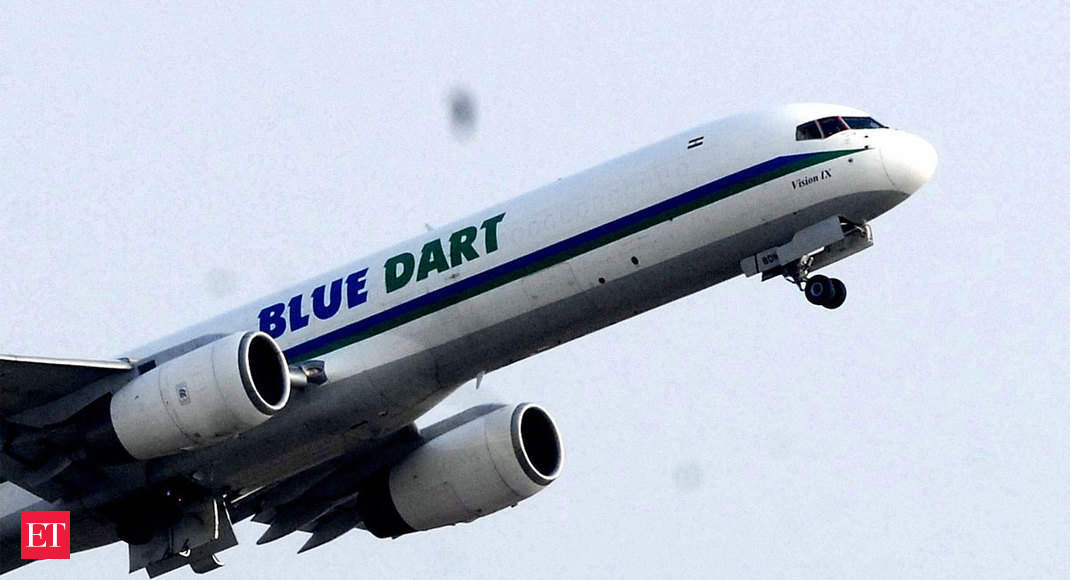 Blue Dart Express launches service for medicine delivery to Indians living abroad