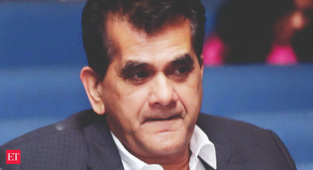 "COVID-19: Delhi, Mumbai, Ahmedabad among 15 ""high case load"" places, says Amitabh Kant"