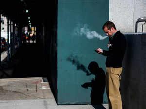 Smoking random AFP