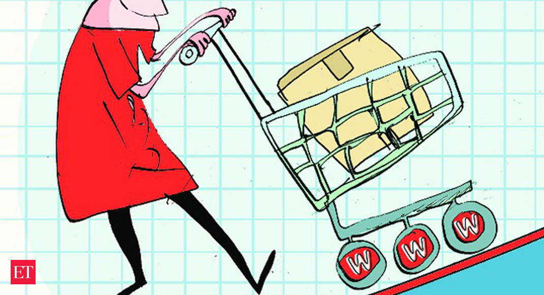 online shopping of essentials: Govt starts desi version of Flipkart and Amazon e-retail chain for rural India