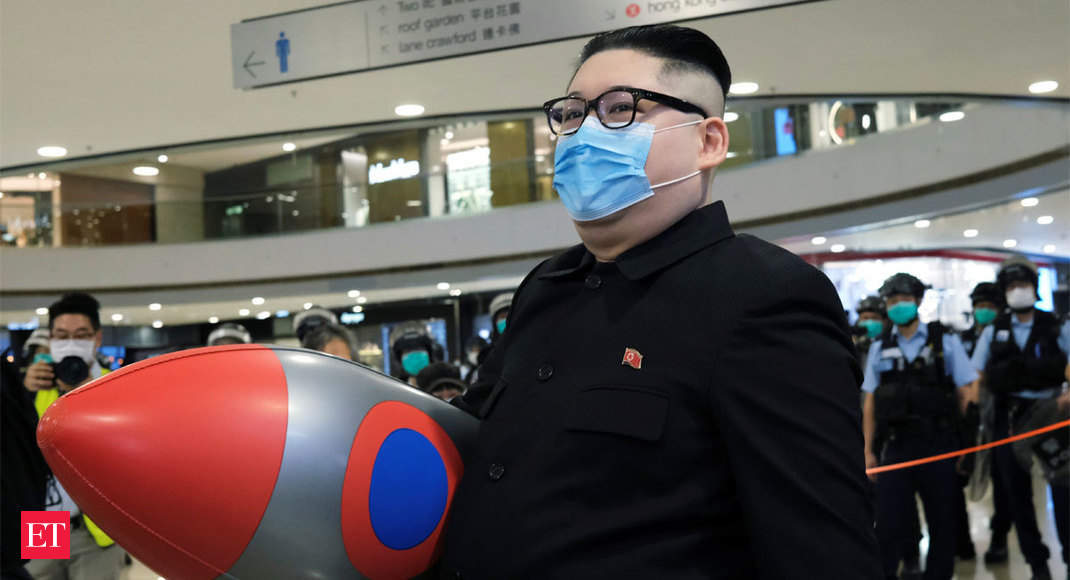 Where is North Korea's Kim Jong Un? - Global mystery | The Economic Times