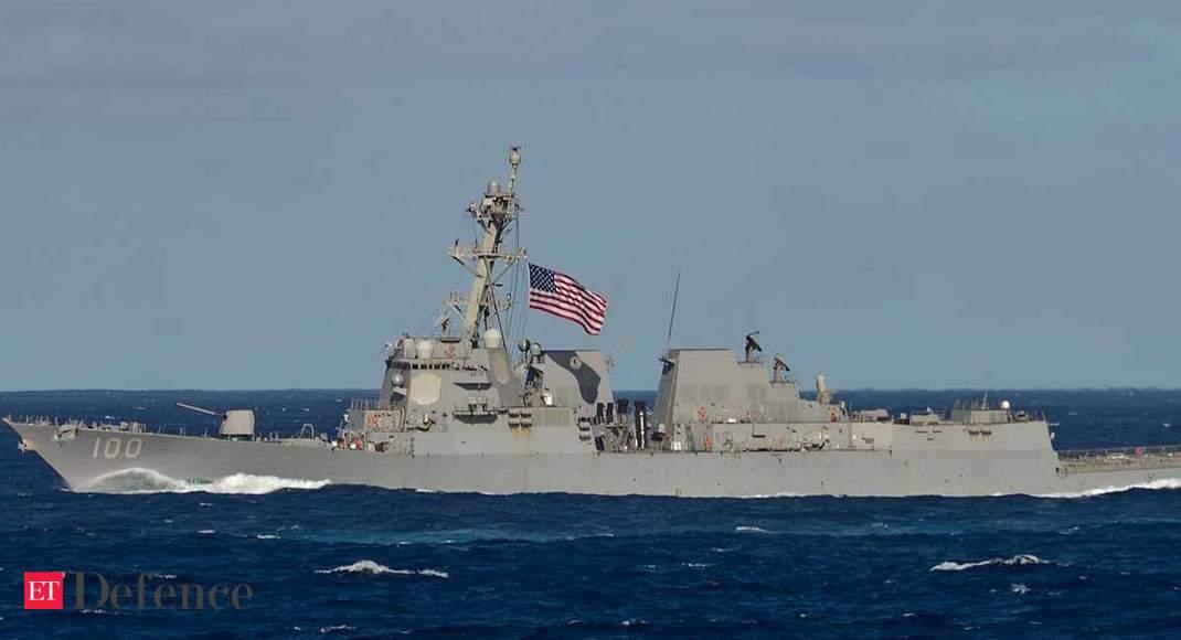USS Kidd: Coronavirus cases aboard 2nd US Navy ship still rising, now 64