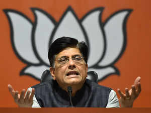 piyush-goyal-explaining-PTI