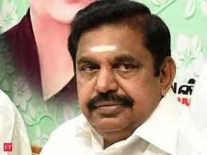 Edappadi K Palaniswami.