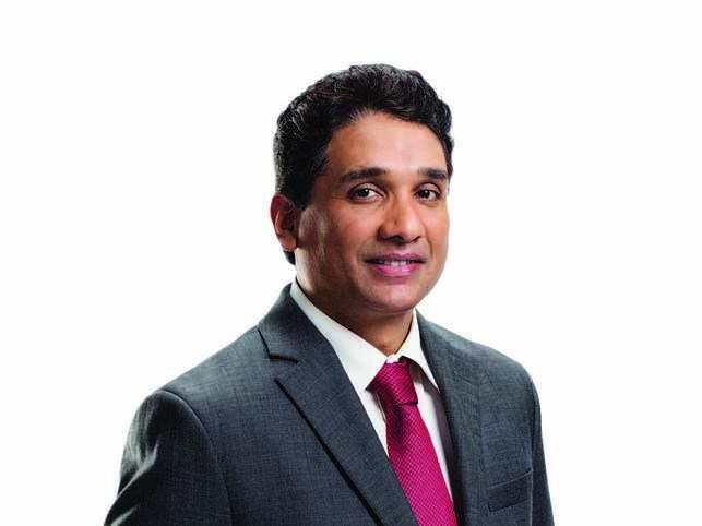 Vighnesh Shahane, MD & CEO, IDBI Federal Life Insurance (1)