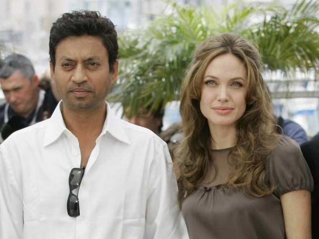 Angelina Jolie and Irrfan Khan had collaborated on Michael Winterbottom's 2007 film 'A Mighty Heart', which was about a US journalist Daniel Pearl who was killed in Pakistan in 2002. 