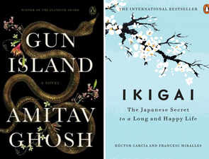 Amitav Ghosh's 'Gun Island', Garcia's 'Ikigai' find space on Sabyasachi, Harsh Mariwala's reading list