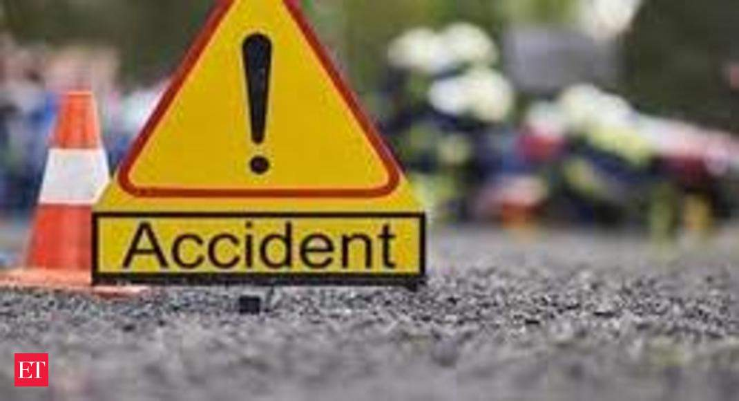 1 killed as bus ferrying Odia migrants from Gujarat meets with accident