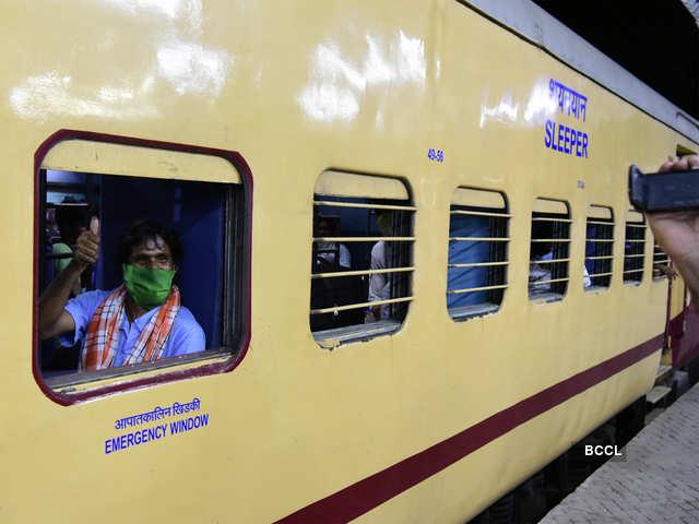 Guidelines for migrants' Shramik trains revealed - Shramik ...