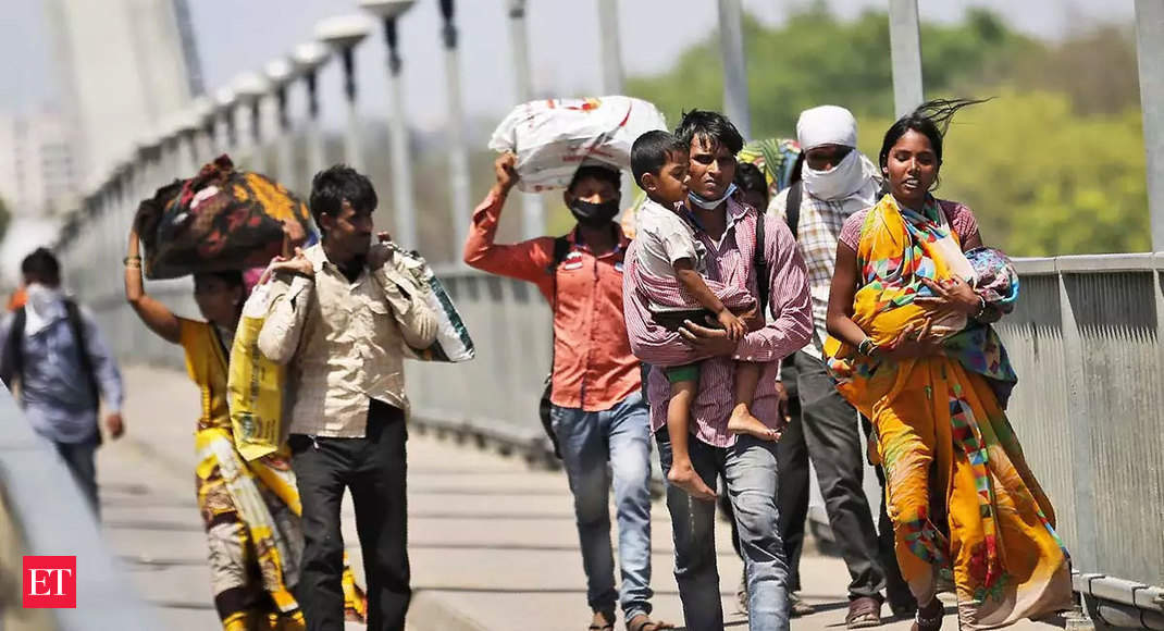 migrant workers: Relaxations for movement during lockdown given to migrant workers only, not for others: MHA