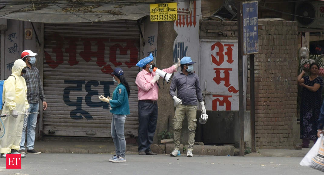 13 urban sprawls account for 2/3rd of India's cases, deaths