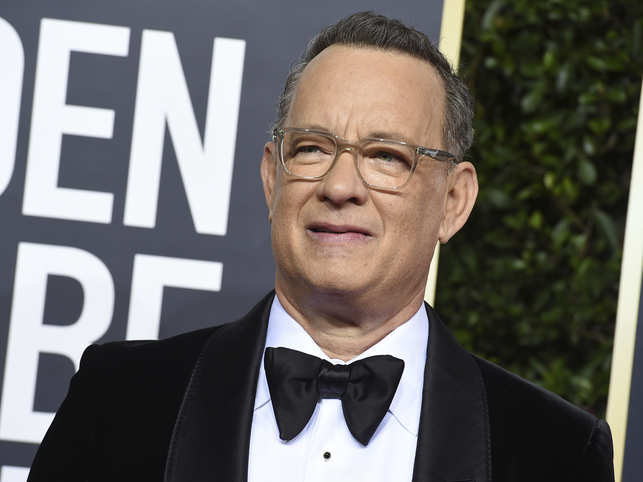 The first Hollywood personalities to have Covid-19 infection, Hanks and Wilson revealed their diagnosis on March 11.