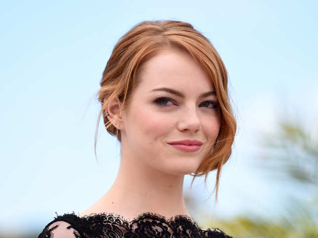 Emma Stone shared a mental health advice for people during the pandemic, urging them to spend more time writing instead of fretting.