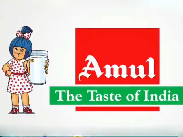 Amul also chose to serve a portion of the past decades with television commercials made in the '80s.
