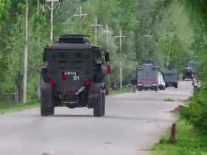 3 CRPF personnel lost lives, 7 injured in terrorist attack in Handwara