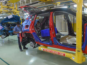 Auto sector random AFP