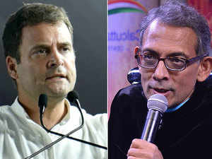 Rahul Gandhi in conversation with Abhijit Banerjee: India needs a bigger stimulus package like US, Japan to revive economy