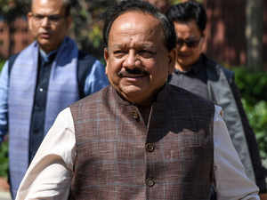 harsh vardhan afp