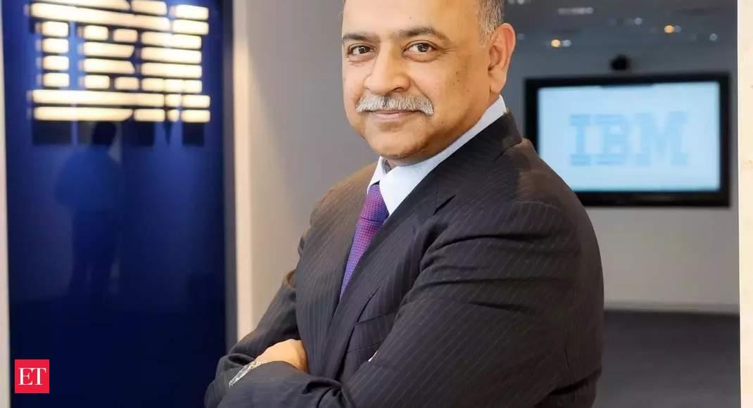 COVID-19 crisis has accelerated importance of AI, hybrid cloud: IBM CEO Arvind Krishna