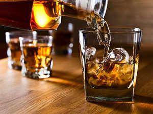 Liquor-agencies