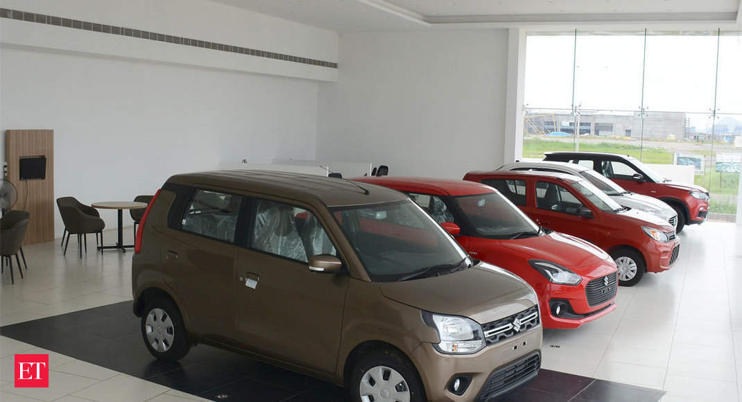 Maruti introduces new norms for dealerships amid COVID-19 pandemic