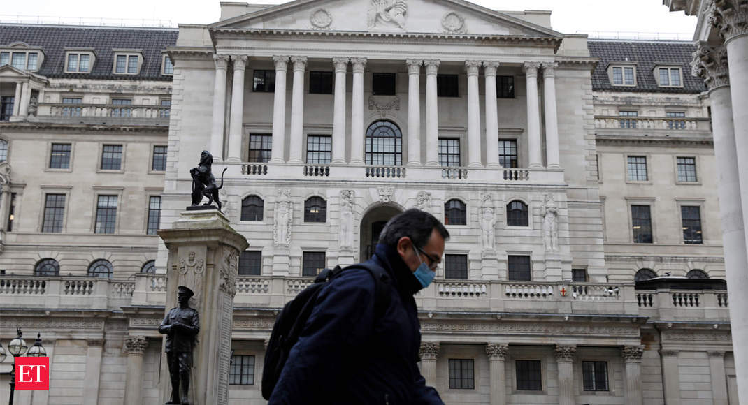 Bank of England: UK economy could shrink 30% in first half of 2020