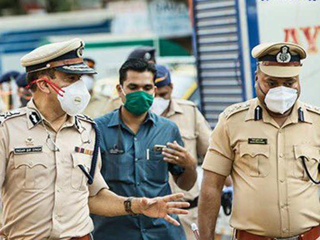 Mumbai Police's Twitter handle recently crossed the five million followers mark.