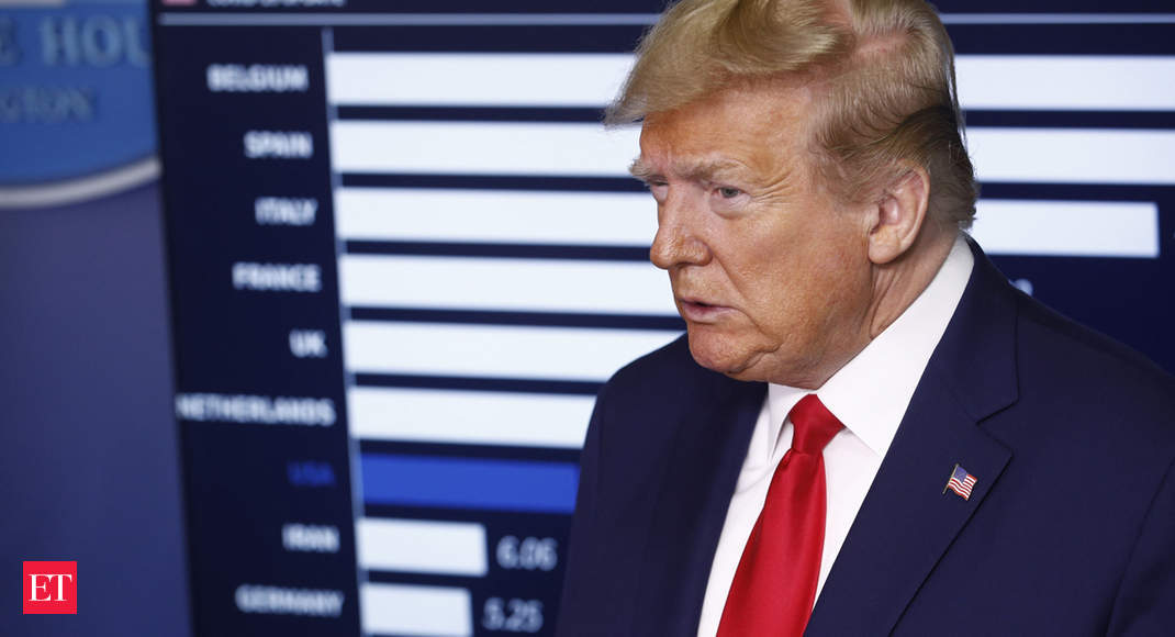 On COVID-19, China either made a terrible mistake or probably it was incompetence: Trump